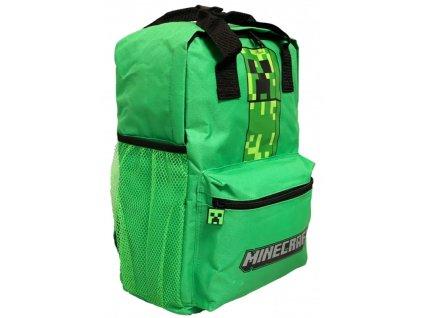Dětský batoh MINECRAFT 011923 - zelený