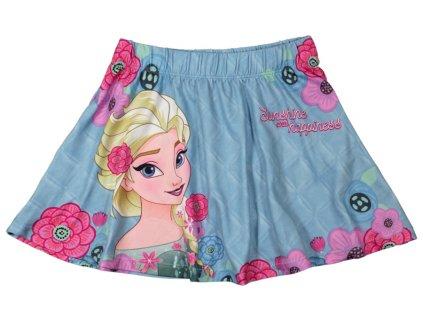 Dívčí sukně FROZEN 52085179 - modrá