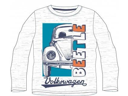 Chlapecké triko VOLKSWAGEN 5202021 - sv. šedý melír