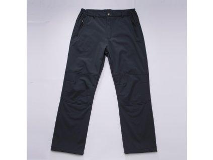 Softshellové kalhoty WOLF B2790 - unisex - šedé (Velikost L)