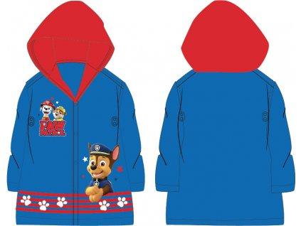 Dětská pláštěnka TLAPKOVÁ PATROLA 52281465 - modrá