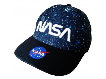 Dětská kšiltovka NASA 5239100 - modrá