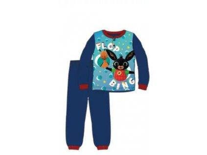 Dětské pyžamo ZAJÍČEK BING 7324 - modrá/modrá
