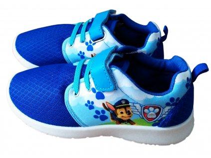 Dětské tenisky TLAPKOVÁ PATROLA 860-784 - modré