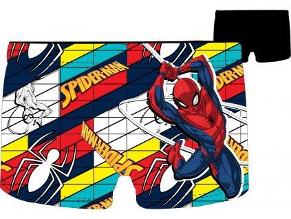 Dětské plavky SPIDERMAN 52441165 - barevné