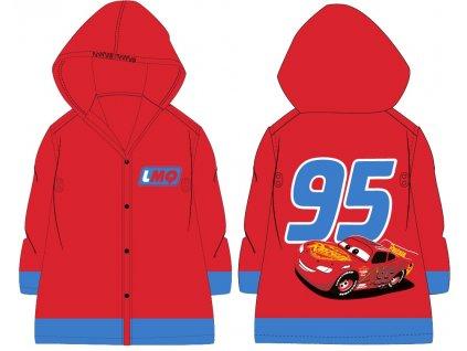 Chlapecká pláštěnka CARS 52288290 - červená/modrá