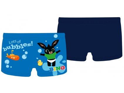 Chlapecké plavky ZAJÍČEK BING 5244052 - modré