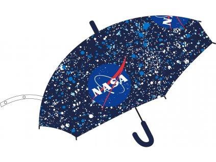 Dětský deštník NASA 5250155 - modrý