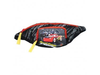 Dětská ledvinka CARS 760-1798 - černá/červená