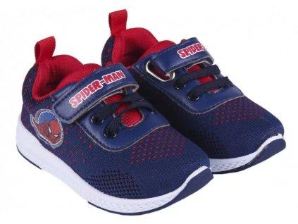 Dětské tenisky Spiderman 004836 - modrá