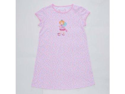 Dívčí noční košile WOLF S2981 - růžová (Velikost 134)