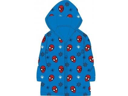Dětská pláštěnka SPIDERMAN 52281154 - modrá