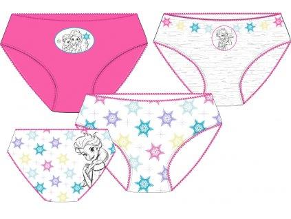 Dívčí kalhotky FROZEN 3pack 52337310 - mix barev