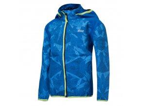 Chlapecká softshellová bunda WOLF B2965 - sv. modrá (Velikost 140/146)