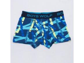 Chlapecké boxerky WOLF L2981 – mix – sada 3 kusy (Velikost 98/104)