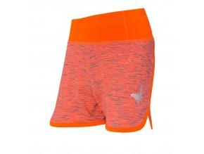 Dívčí funkční šortky WOLF H2947 - oranžové (Velikost 146)
