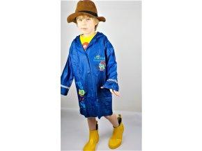 Chlapecká pláštěnka WOLF Y2911 - tm. modrá (Velikost 92/98)