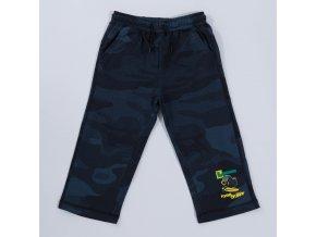 Chlapecké 3/4 tepláky WOLF T2841 - modré (Velikost 128)