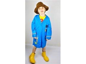 Chlapecká pláštěnka WOLF Y2911 - sv. modrá (Velikost 92/98)