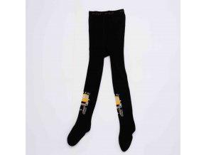 Chlapecké punčocháče WOLF P2912 - černé (Velikost 98/104)