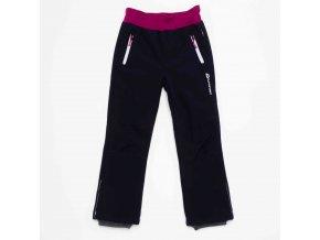 Dívčí softshellové kalhoty WOLF B2992 - tm. modré (Velikost 146)