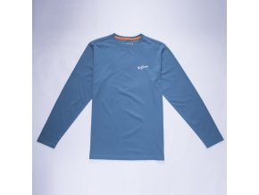 Pánské triko WOLF S2872 - modrošedé (Velikost XXL)