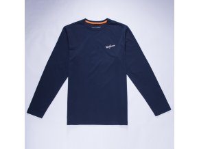 Pánské triko WOLF S2872 - tm. modré (Velikost XXL)