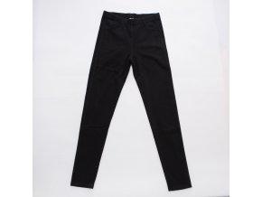 Dámské riflové legíny WOLF T2891 - černé (Velikost XXL)