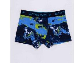 Chlapecké boxerky WOLF L2982B - mix - sada tři kusy (Velikost 158/164)