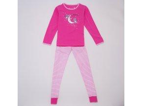 Dívčí pyžamo WOLF S2954 - růžové (Velikost 146)
