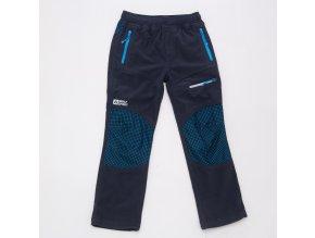 Chlapecké outdoorové kalhoty WOLF T2052 - tm. šedé (Velikost 146)