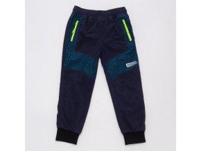 Chlapecké outdoorové kalhoty WOLF T2051 - tm. modré (Velikost 128)