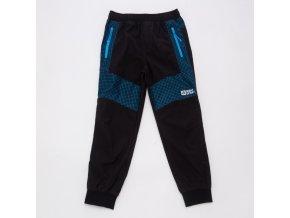 Chlapecké outdoorové kalhoty WOLF T2051 - černé (Velikost 110)