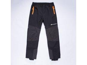 Dětské šusťákové kalhoty s flísem WOLF B2873 - tm. modré (Velikost 158)