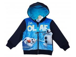 Dětská mikina OLAF 1358 - modrá