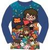 Dětské triko HARRY POTTER 962560 - středně modrá