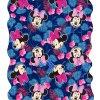 Nákrčník / multifunkční šátek MINNIE 52418484 - modrá/růžová