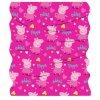 Nákrčník / multifunkční šátek PEPPA PIG 5241684 - růžová