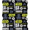 Nákrčník / multifunkční šátek STAR WARS 52419082 - barevný mix