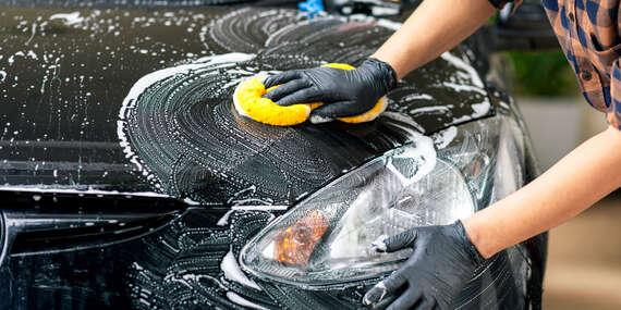 Ako správne umyť svoje auto