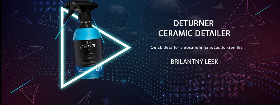 Deturner ceramic pc