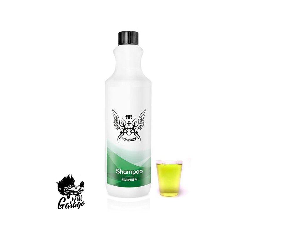 RRC Szampon 1l nowa butelka miarka comp