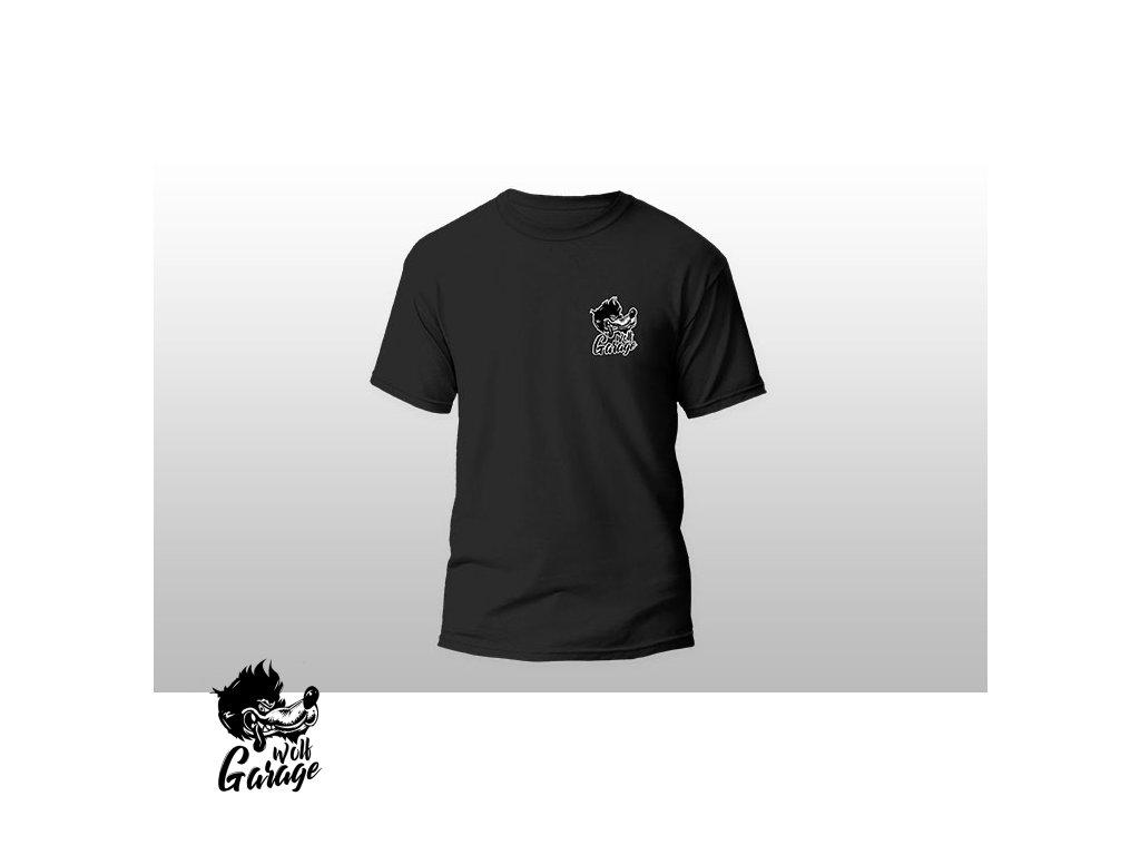 čierne tričko+pozadie
