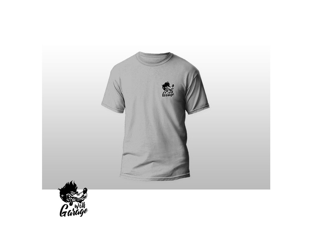 sive tričko+pozadie