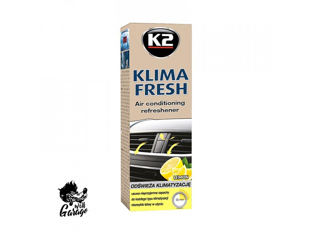 klima fresh 150ml lemon osviezovac klimatizacie 1357v0xbig
