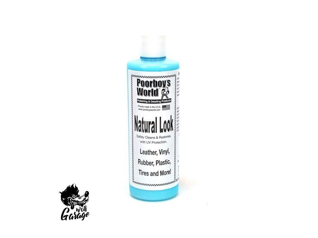 Poorboy's World Natural Look 473 ml