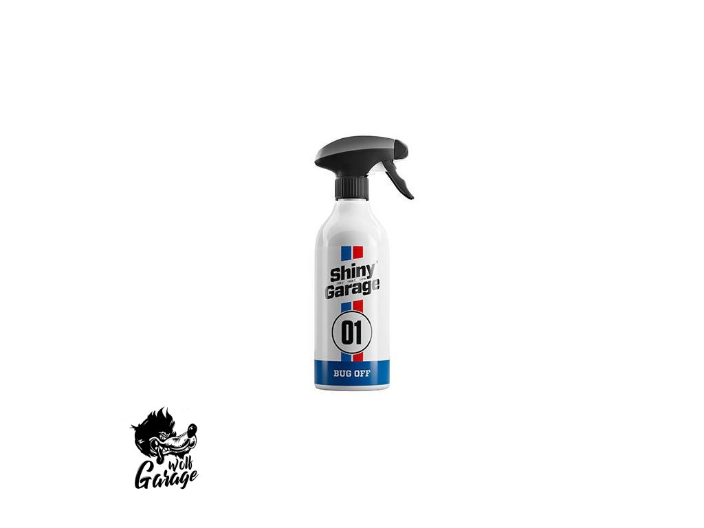 pol pl Shiny Garage Bug Off Insect Remover 500ml 18 1