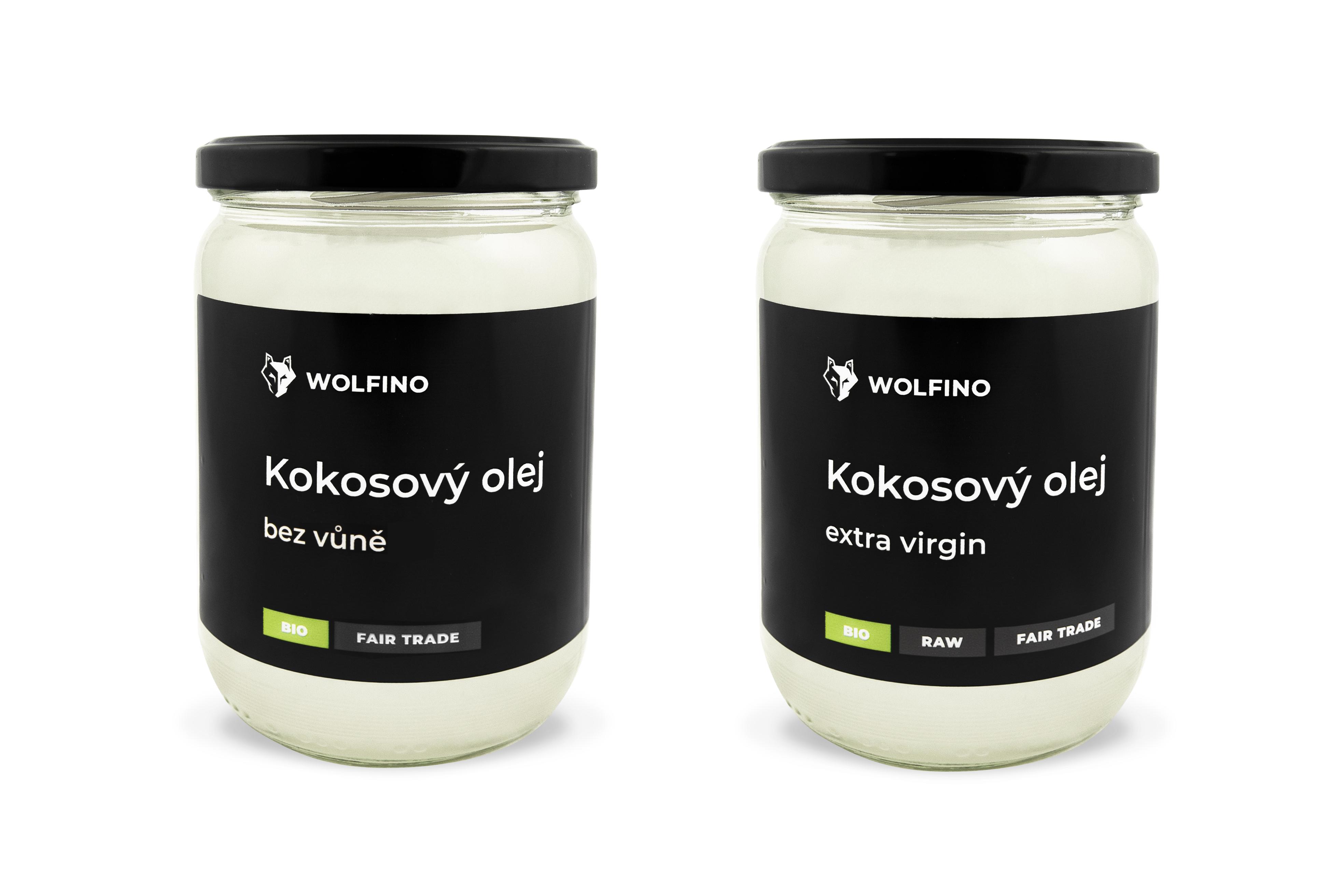Kokosový olej: nasycený král