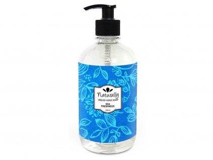 Přírodní tekuté mýdlo na ruce, různé varianty