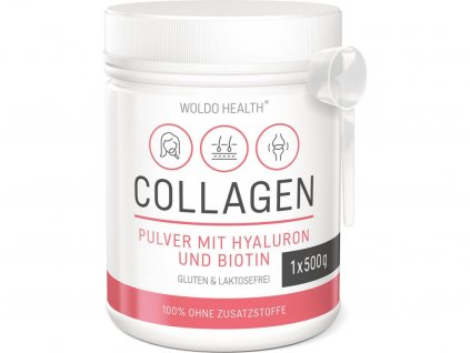 4502 kolagen s kyselinou hyaluronovou 500g